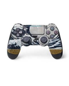 The Great Wave off Kanagawa PS4 Pro/Slim Controller Skin