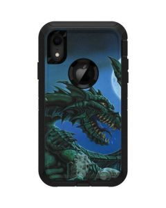 The Green Dragon Otterbox Defender iPhone Skin
