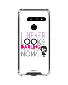 The Incredibles Edna Mode LG G8 ThinQ Clear Case