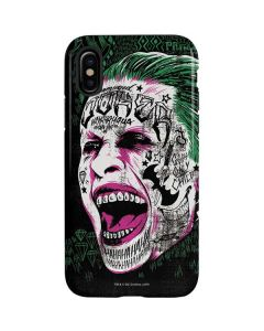 The Joker Maniacal Laugh iPhone XS Pro Case