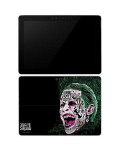 The Joker Maniacal Laugh Surface Go Skin