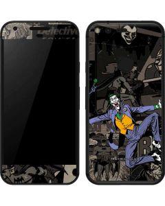 The Joker Mixed Media Google Pixel Skin
