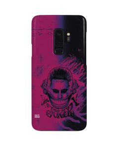 The Jokers Smile in Pink Galaxy S9 Plus Lite Case