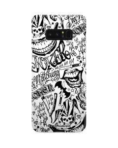 The Jokers Tattoo Print Galaxy Note 8 Lite Case