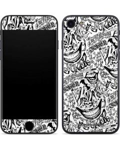 The Jokers Tattoo Print iPhone 7 Skin