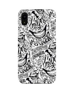 The Jokers Tattoo Print iPhone XR Lite Case
