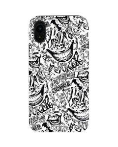 The Jokers Tattoo Print iPhone XR Pro Case