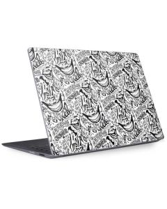 The Jokers Tattoo Print Surface Laptop 2 Skin