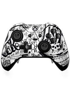 The Jokers Tattoo Print Xbox One Elite Controller Skin