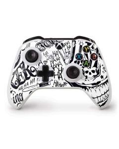 The Jokers Tattoo Print Xbox One S Controller Skin