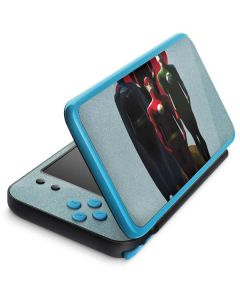 The Justice League 2DS XL (2017) Skin