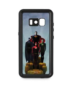 The Justice League Galaxy S8 Plus Waterproof Case