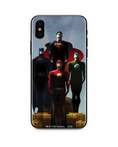 The Justice League iPhone XS Max Skin