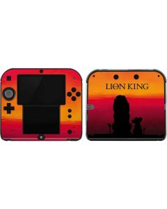 The Lion King 2DS Skin