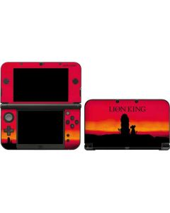The Lion King 3DS XL 2015 Skin