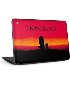 The Lion King HP Chromebook Skin