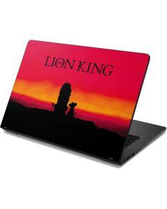 The Lion King Dell Chromebook Skin