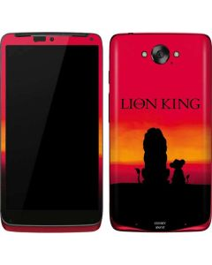 The Lion King Motorola Droid Skin