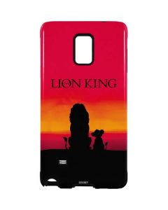 The Lion King Galaxy Note 4 Pro Case