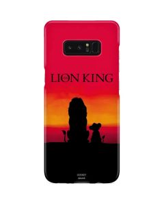 The Lion King Galaxy Note 8 Lite Case