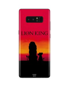 The Lion King Galaxy Note 8 Skin