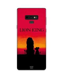 The Lion King Galaxy Note 9 Skin