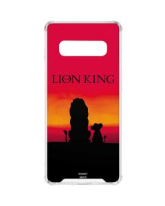 The Lion King Galaxy S10 Clear Case
