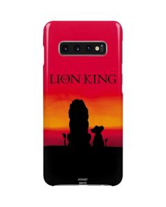 The Lion King Galaxy S10 Plus Lite Case