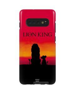 The Lion King Galaxy S10 Plus Pro Case
