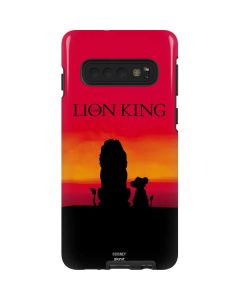 The Lion King Galaxy S10 Pro Case