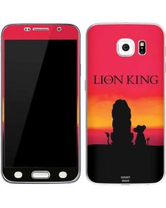 The Lion King Galaxy S6 Skin