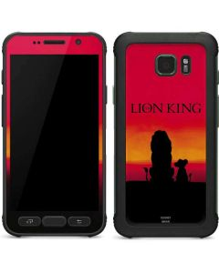 The Lion King Galaxy S7 Active Skin