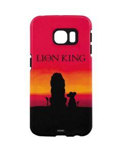The Lion King Galaxy S7 Edge Pro Case