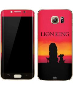 The Lion King Galaxy S7 Edge Skin
