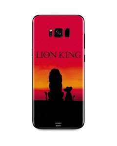 The Lion King Galaxy S8 Skin