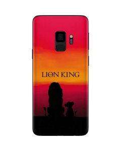 The Lion King Galaxy S9 Skin