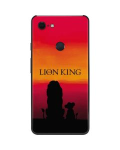 The Lion King Google Pixel 3 XL Skin