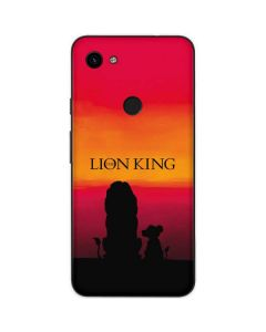 The Lion King Google Pixel 3a Skin