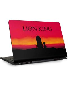 The Lion King Dell Inspiron Skin