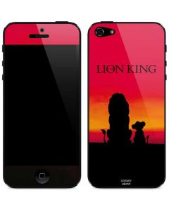 The Lion King iPhone 5/5s/SE Skin
