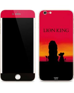 The Lion King iPhone 6/6s Plus Skin