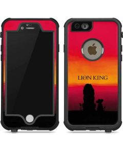 The Lion King iPhone 6/6s Waterproof Case