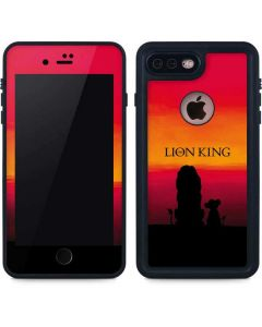 The Lion King iPhone 7 Plus Waterproof Case
