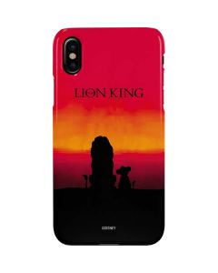 The Lion King iPhone XS Lite Case
