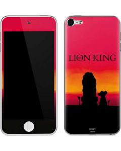 The Lion King Apple iPod Skin