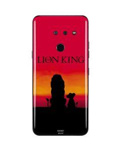 The Lion King LG G8 ThinQ Skin