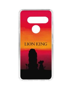 The Lion King LG V40 ThinQ Clear Case