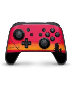 The Lion King Nintendo Switch Pro Controller Skin