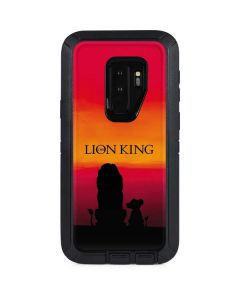 The Lion King Otterbox Defender Galaxy Skin