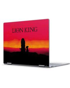The Lion King Pixelbook Skin